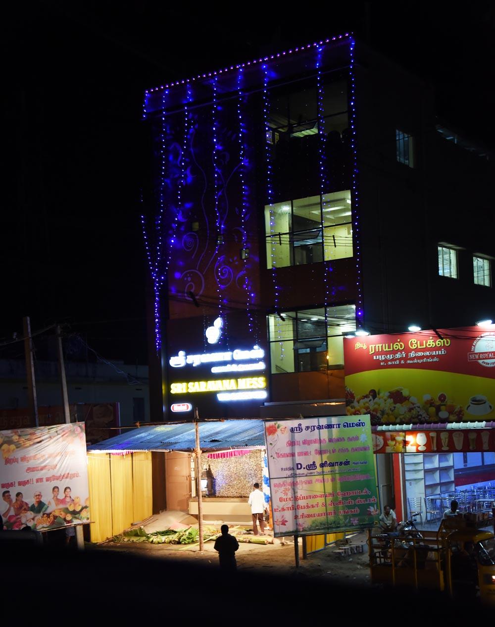 good restaurants in mettupalayam
